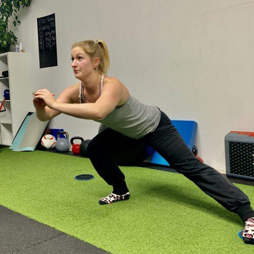 Personal Training Frauen Flexibilität